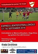 Express Jentefotballskole