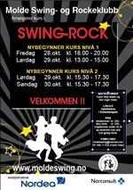 Kurs Swing - Rock nybegynner.