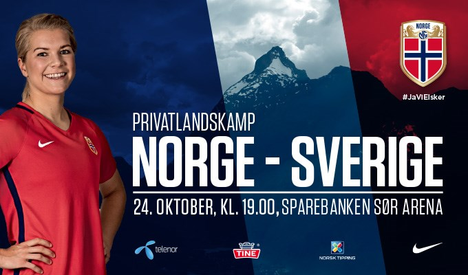 16_DigitalAnnonse_A-Kvinner_Norge-Sverige_Billetter.IKStart.no_680x400px....jpg