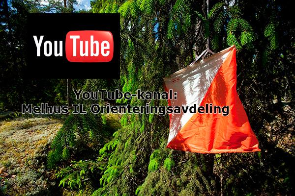 YouTube-kanal: Melhus Il Orienteringsavdeling