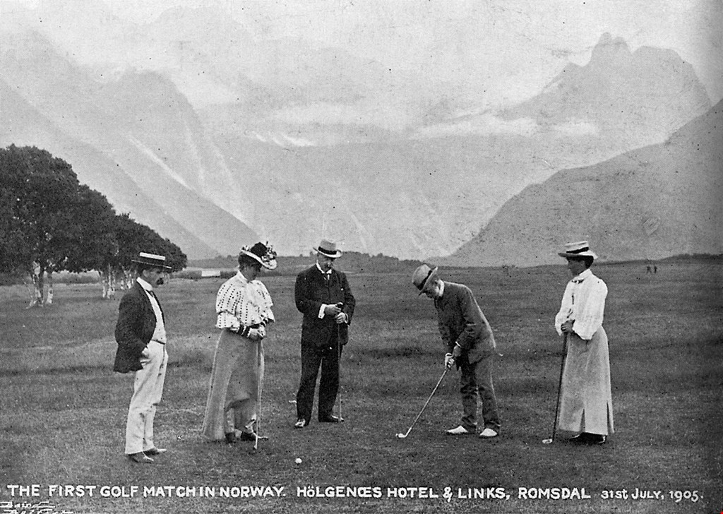Det historiske bildet fra 1905. Kilde: Romsdalsmuseets fotoarkiv.
