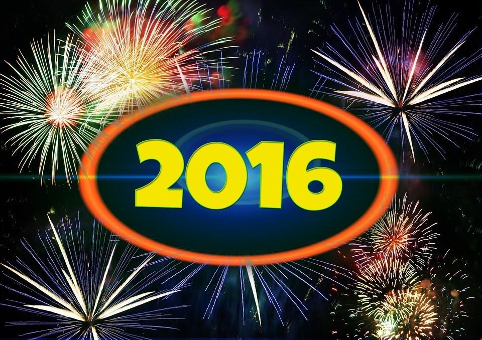 Godt nytt år fra Drevja il