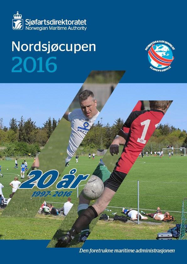 Jubileumsmagasin; Nordsjøcupen 20 år