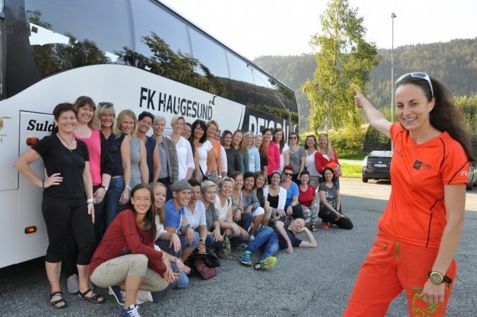 Suldalsspringarar  til  Oslo  Maraton