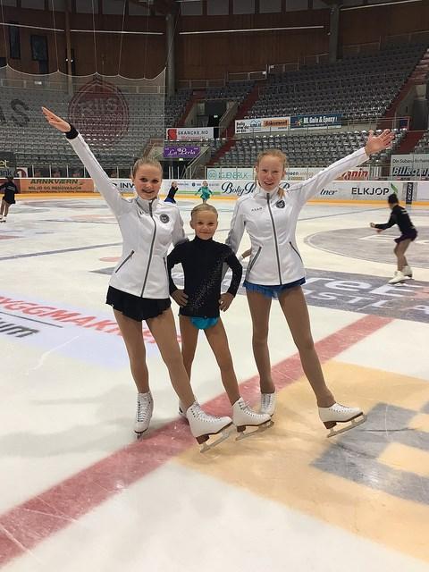 Jentene på isen Hamar