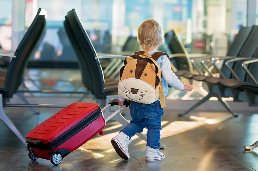 suitcase for toddlers