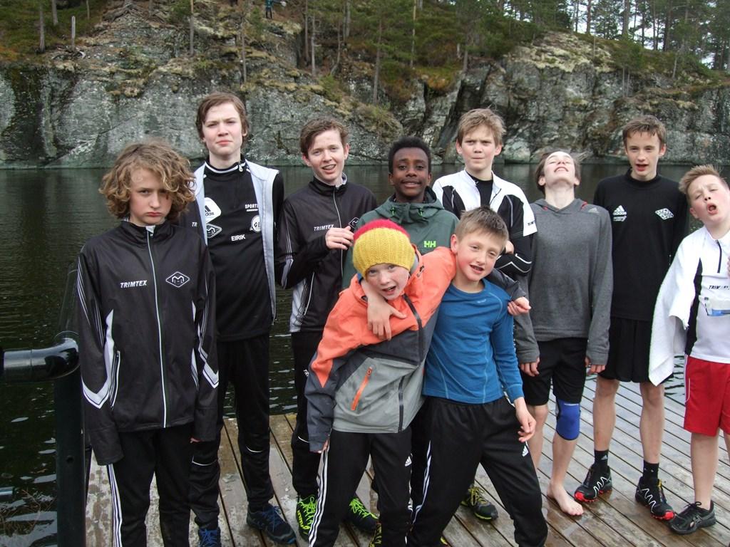 Bading i Ånøya blir det neppe etter Børsa sitt karusell-løp i år.