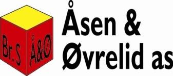 Bilderesultat for logo Åsen & Øvrelid