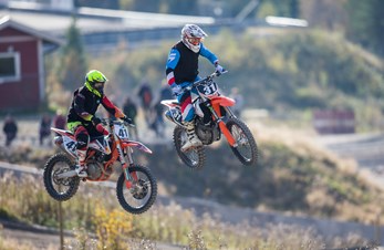 ÅPNINGSTIDER FOR ENDURO OG MOTOCROSS I PÅSKEN.