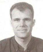 Rune Langeland - leder fotballgruppa 1996