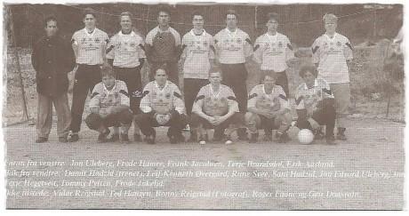 A-laget 1997