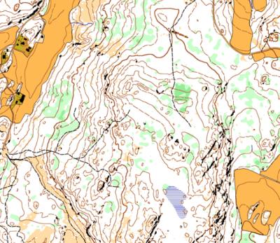 Kartutsnitt fra MapAnt