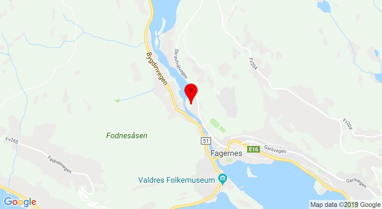 Valdres Næringshage, 2900 FAGERNES
