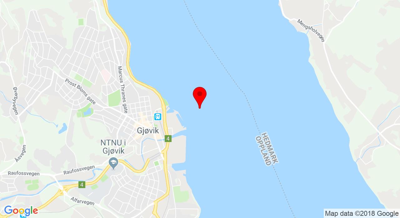 Gjøvik, 2821 GJØVIK