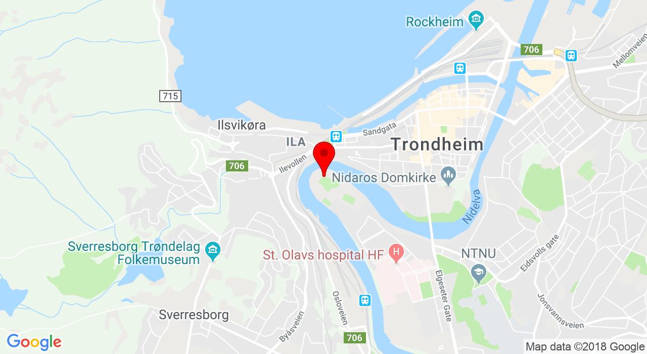 Trondheim Spektrum, Klostergata 90, 7030 TRONDHEIM