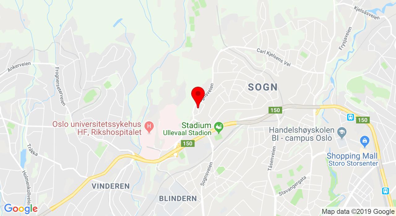 Rolf E. Stenersens allé 24, 0858 OSLO