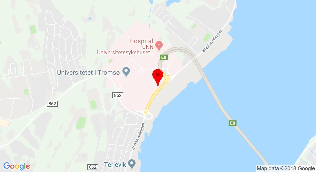 Breivikahallen, Breiviklia 2, 9019 TROMSØ