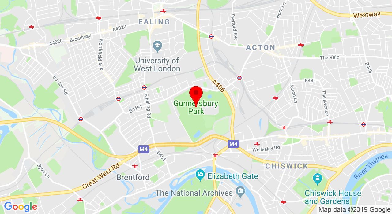 Gunnersbury Park, W3 8LQ London