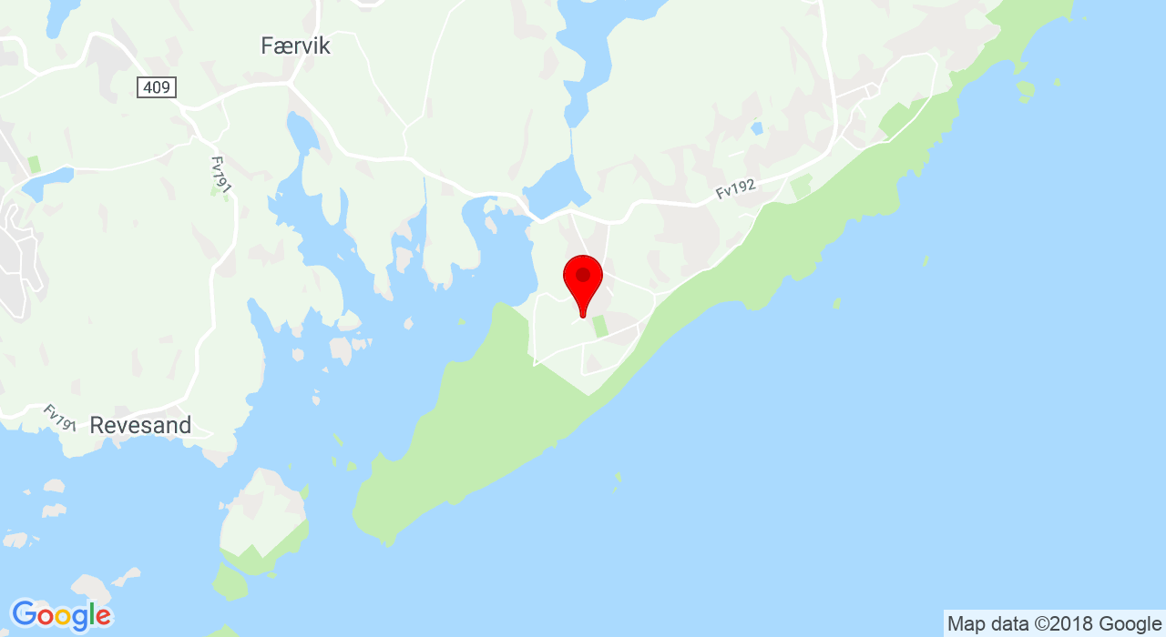 Hoveveien 100, 4818 FÆRVIK
