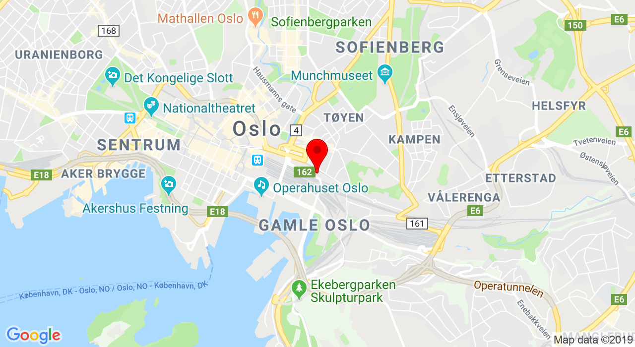 Schweigaardsgate 21,  Oslo