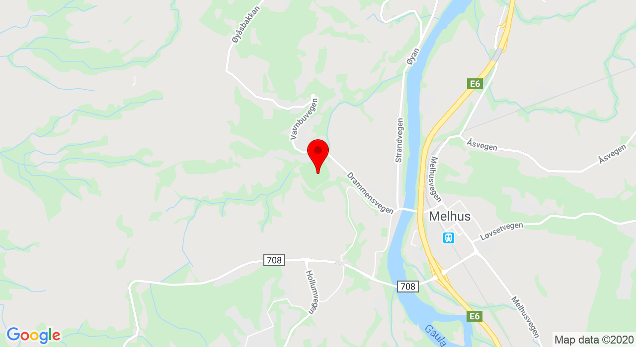 Klubbhuset i Gruva,  Melhus