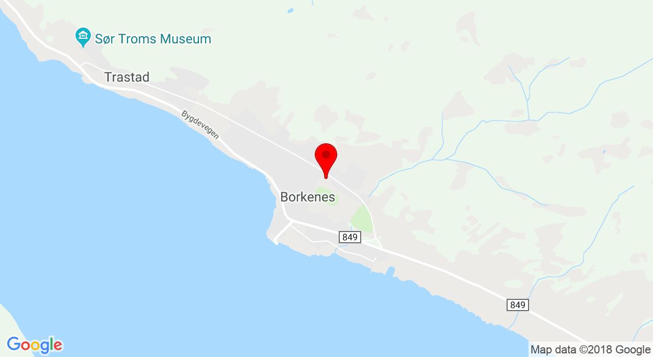 Rå videregående skole, kantina Lasken, 9475 BORKENES