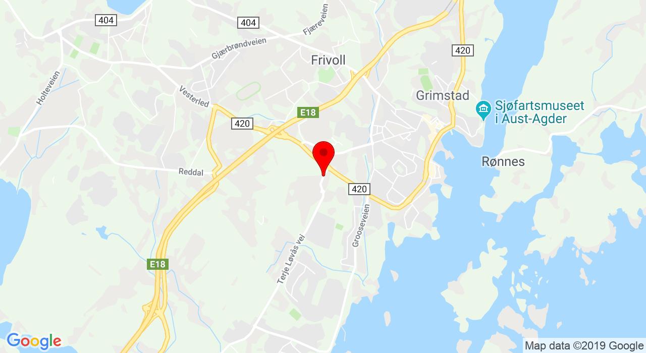 Terje Løvåsvei 10, 4879 GRIMSTAD