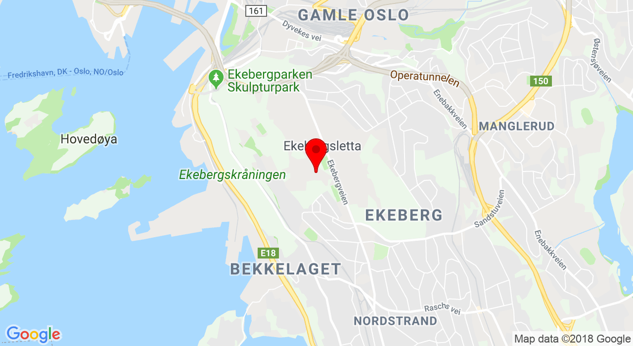 Ekeberg Idrettshall, 1178 OSLO