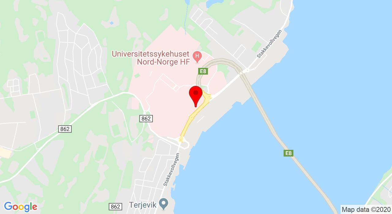 Breiviklia 2, Breivikahallen, 9019 Tromsø