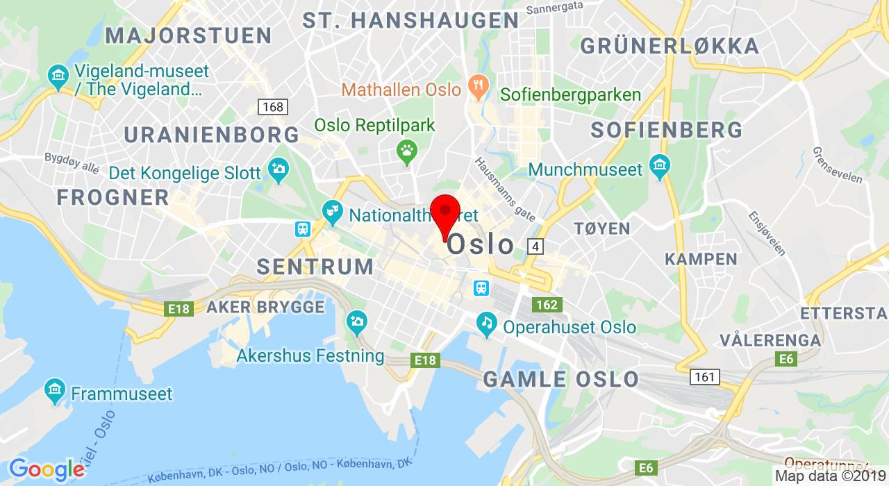 Eldorado bokhandel, Oslo