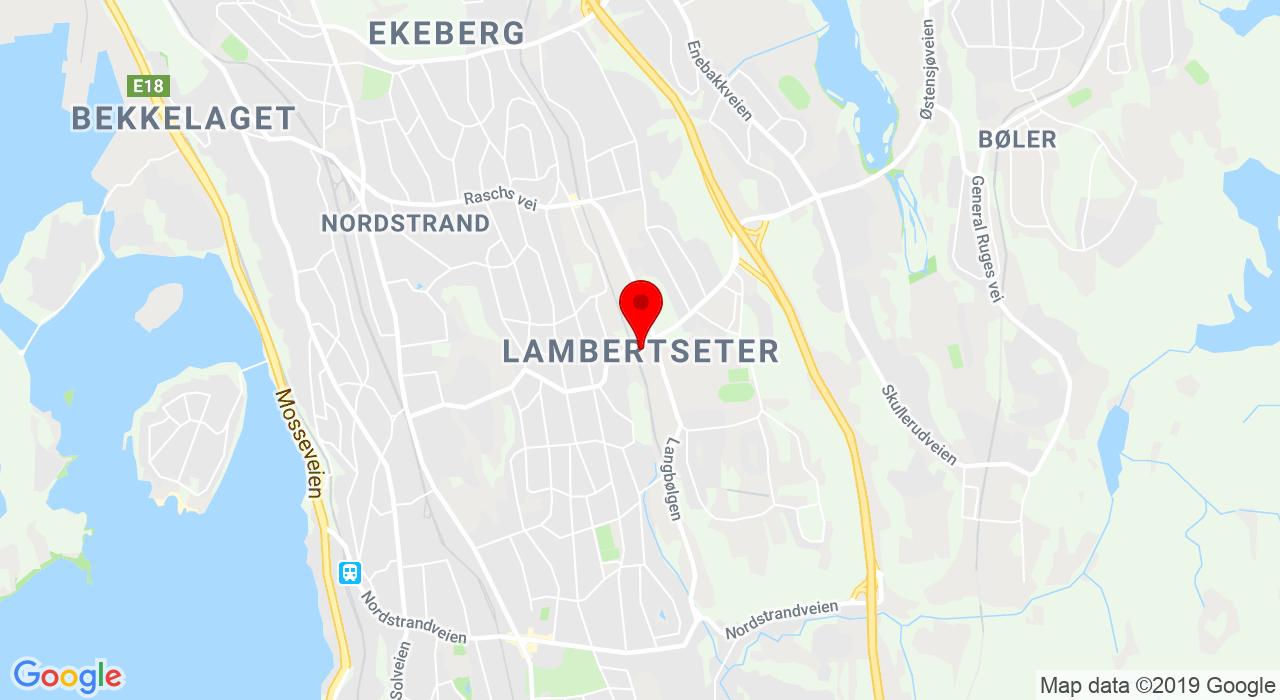 Lambertseter,  Oslo