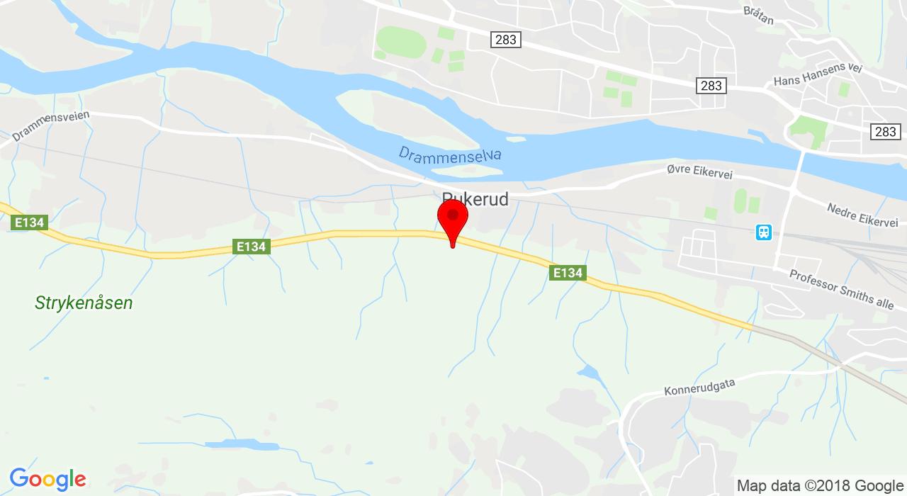 Pukerudlinna,  DRAMMEN