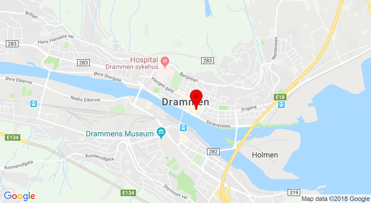 Drammen&omegn, 3043 DRAMMEN