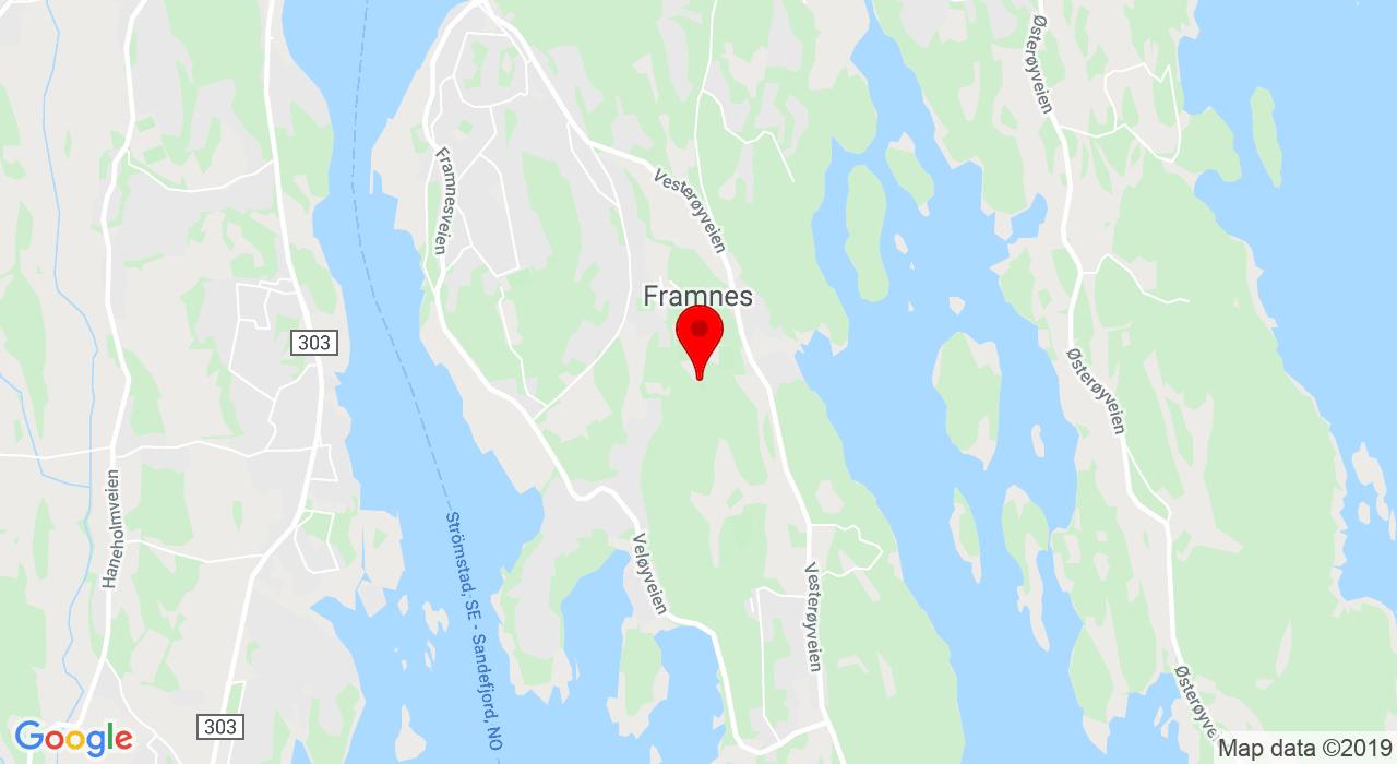 Sandarhallen, Husebygrenda 60, 3219 SANDEFJORD