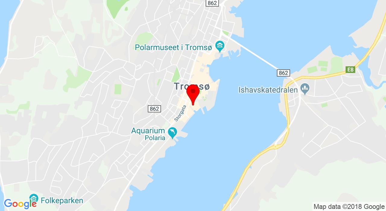 Kom i form Tromsø, Strandtorget 1, 3. etasje,  TROMSØ