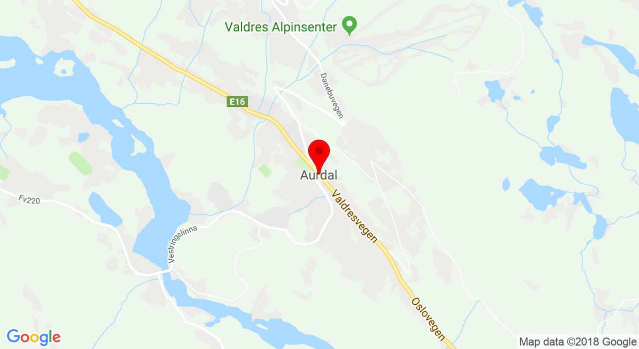 Åbjørsvegen 155, 2910 AURDAL