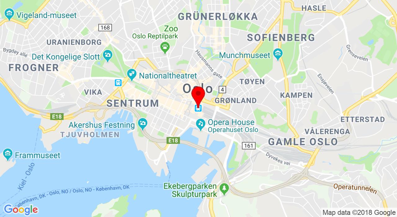 Oslo S,  Oslo