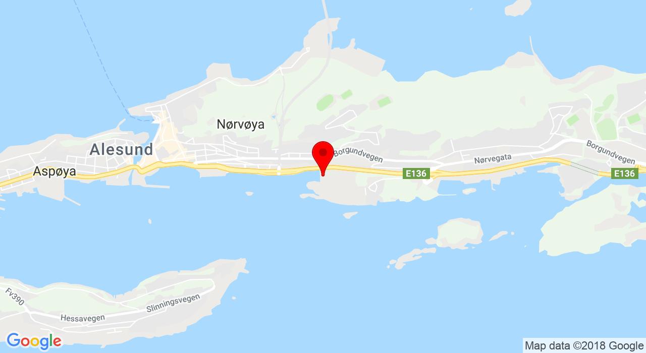Sjømannsvegen 16, 6008 ÅLESUND