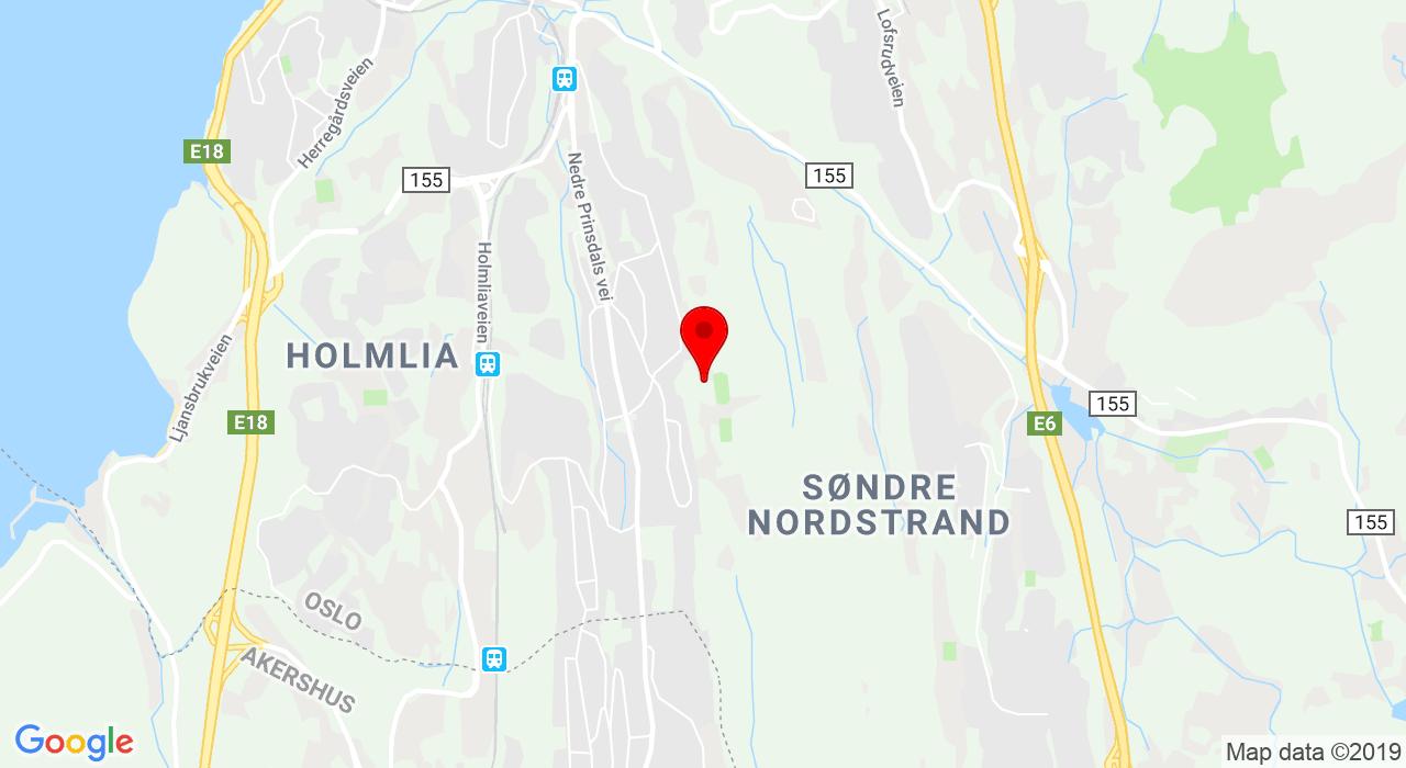 Øvre Prinsdals vei 62, 1263 Oslo