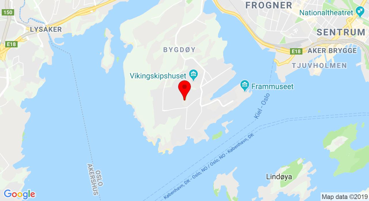 Huk Aveny 45, 0287 Oslo, 0287 OSLO