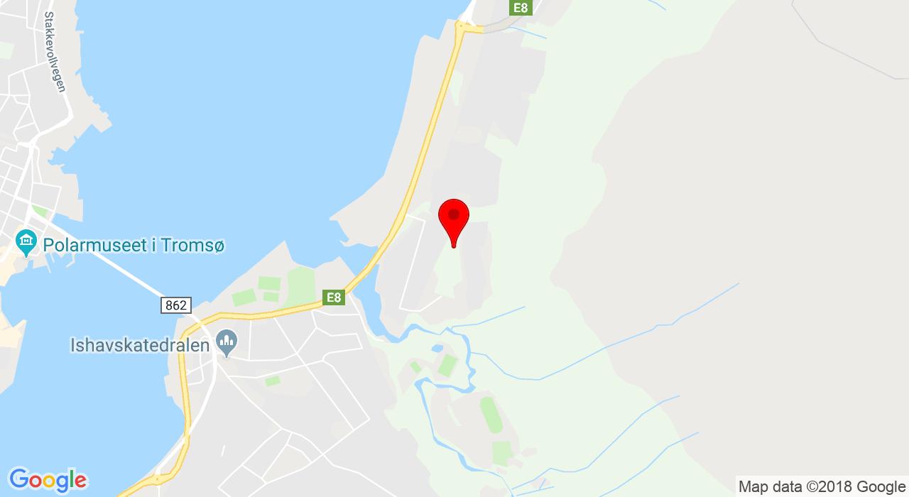 Tromsdalshallen,