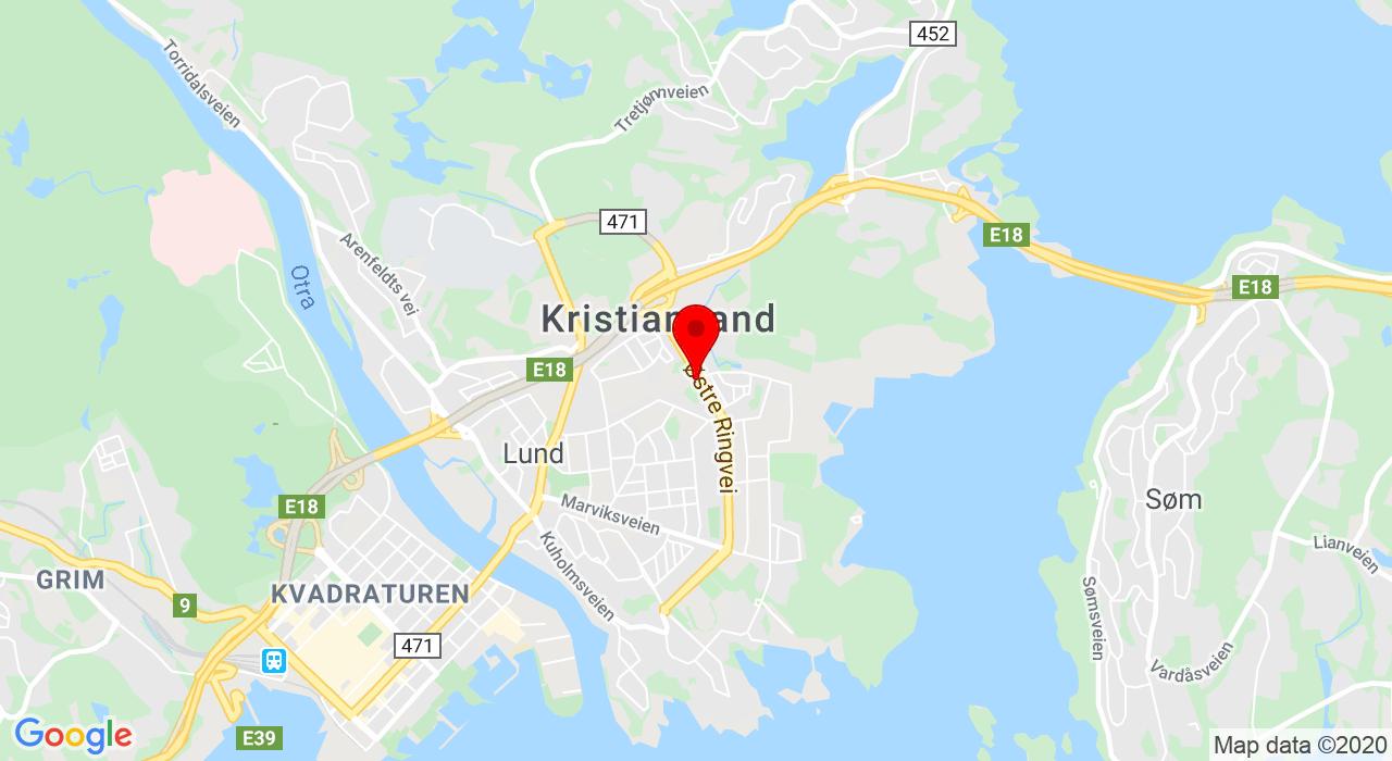 Kongsgård, 4631 KRISTIANSAND S