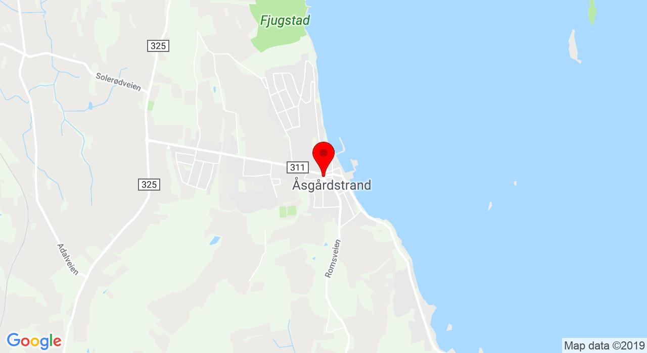 Åsgårdstrand Idrettsplass, 3179 ÅSGÅRDSTRAND