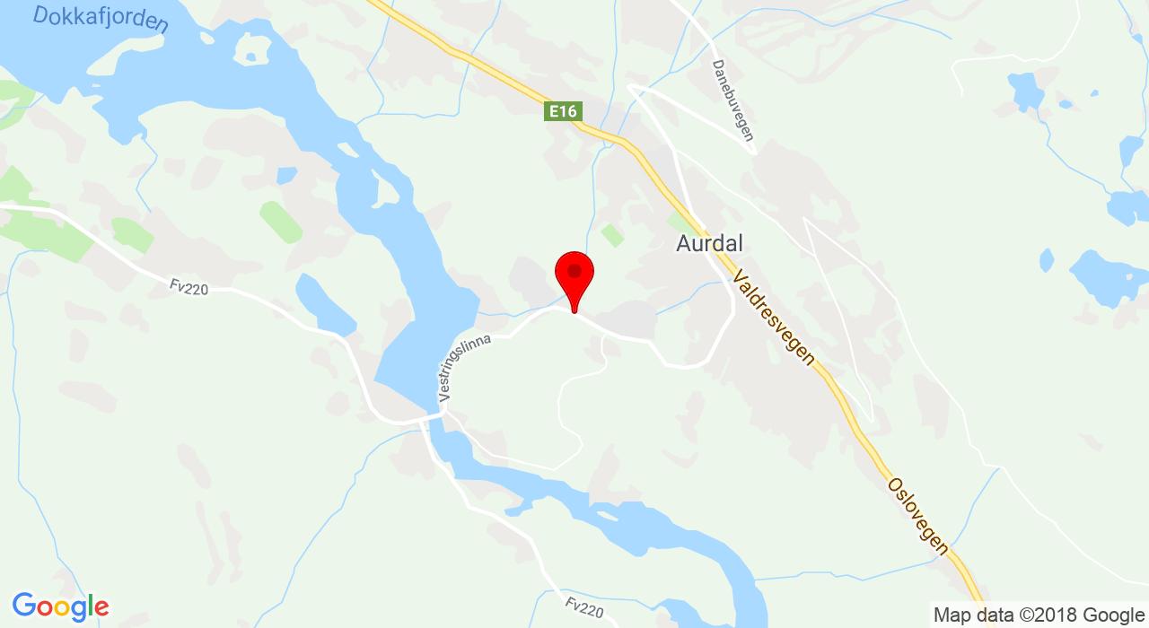Vestringslinna, 2910 AURDAL