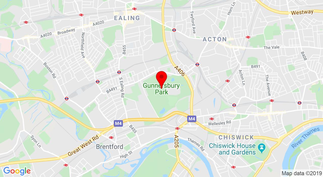 Gunnersbury Park, W38LQ London
