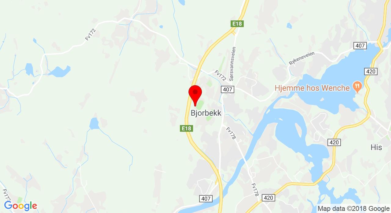 Lunderød 60, 4824 BJORBEKK