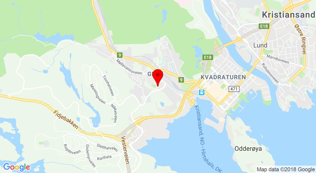 Idda Arena, Kristiansand,