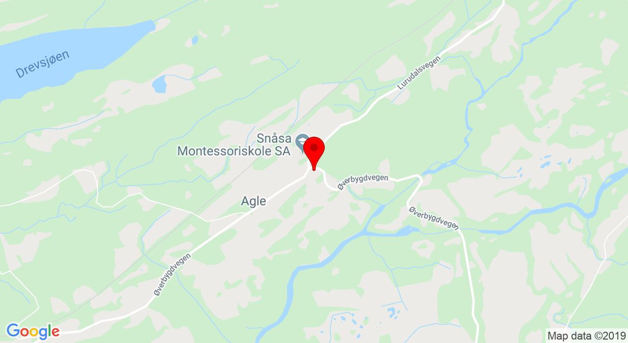 Bergkollen, Agle, 7760 SNÅSA