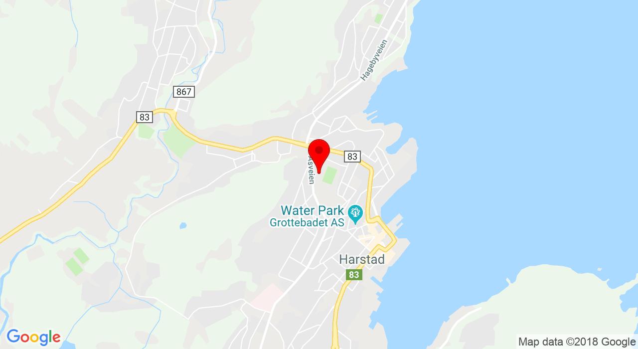 Hålogalandshallen, Åsveien, 9405 HARSTAD
