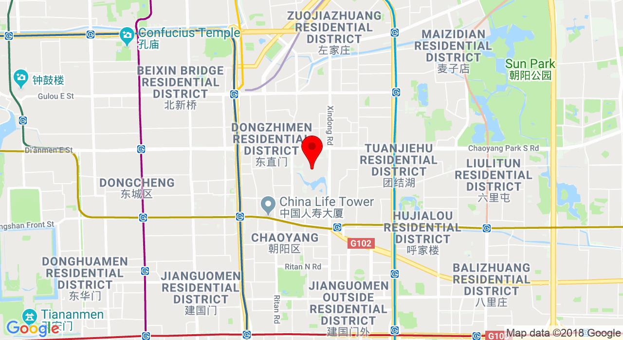 北京市朝阳区工体北路工人体育场北门西侧,